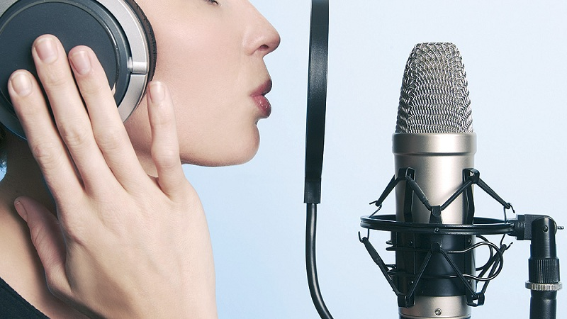 Voice-Over-Header