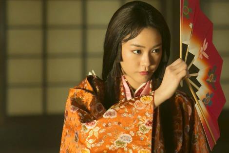 本物の昔の姫様のような桐谷美玲