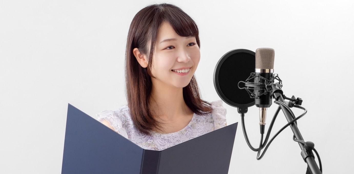 声優の女性