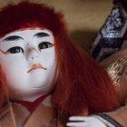 歌舞伎の人形