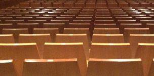 舞台の座席